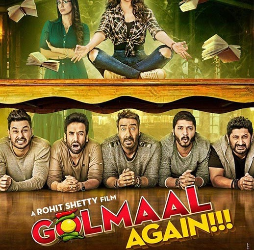 Golmaal Again – Movie Trailer